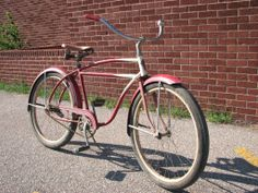 Boys Western Flyer - Randy & Nova's Bicycle Scrapbook