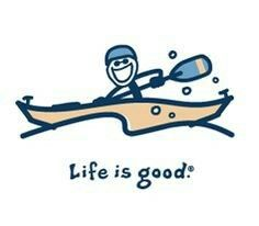 ISO: Kayak and Watersport Acessories Shopping around for a kayak so looking for PFGS (life jackets) in size medium, waterproof technology acessories, takinis, sport Oakley or Costas, waterproof shoes like Keenos in a size Thanks! Life is Good Swim Kayak Camping, Canoe And Kayak, Diy Camping, Kayak Fishing, Kayaking Quotes, Kayaking Ideas, Kayak Accessories, Boat Stuff, Outdoor Fun