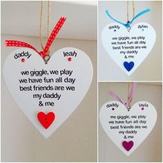 Image result for heart handprints dad daughter