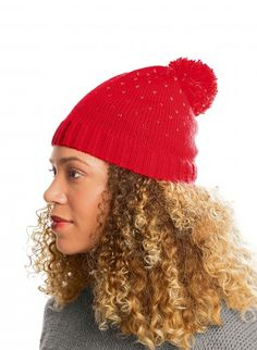 Wooling Issue 2 - #05 Pompom hat