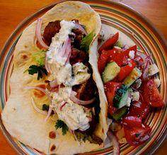 Dine Well: Grilled Lamb Kofta Kebabs