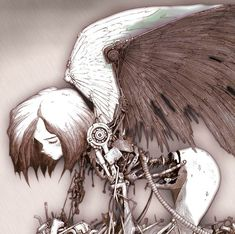Battle Angel Alita - I saw this when I was little and it made me want to study logic gates.
