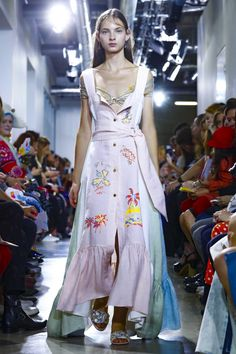 Peter Pilotto Ready To Wear Spring Summer 2017 London