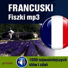Francuski Fiszki mp3. 1000 najważniejszych słów i zdań - audiokurs audiobook ebook książki books ebooks gazety prasa press pdf mp3 epub kindle mobi.