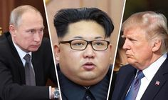 Donald Trump WILL stop North Korea but needs Putin and Russia to help