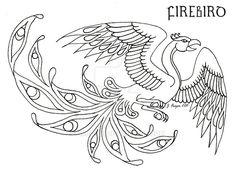 Firebird design by Ari-Usni