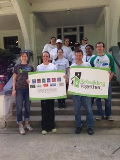 Room to Rebuild: Choice Hotels International and Rebuilding Together