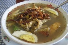Resep Masakan Indonesia Soto Babat | Resep Masakan Indonesia