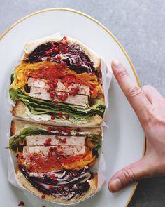 Holiday Sandwich