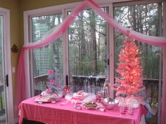 Sugar Plum Fairy Ballerina Party