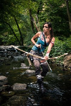 Five DIY archery Halloween costume ideas, most of which can be done on short notice