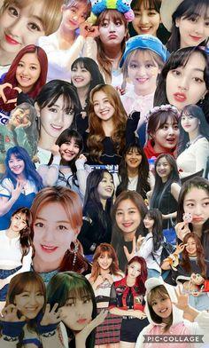 New memes heart kpop twice ideas Kpop Girl Groups, Korean Girl Groups, Kpop Girls, The Band, Park Ji Soo, Twice Fanart, Twice Album, Jihyo Twice, Nayeon Twice