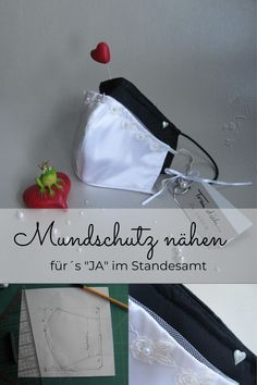 Mouthguard in the registry office- Mundschutz im Standesamt … get married in the happy month of May … stays for … - Clear Mascara, Foundation Sponge, Beautiful Soup, Natural Facial, Mouth Guard, Image Notes, Mask Design, Get The Job, Sewing Patterns Free