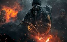 WALLPAPERS HD: Tom Clancy's The Division