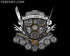 Demon Hunter Crest