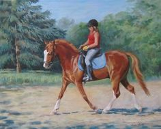 Gallery of Fine Art, Nature, Horses, Dogs