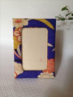 ハンドメイドオリジナル 着物  ふぉとふれーむ ¥2160  ハガキ大             4×6