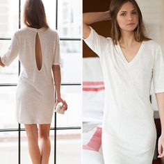 Emerson Fry - Luxe T Dress