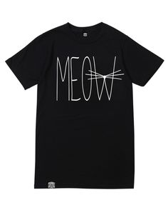 Cute Cat Shirt Kitty Kitten T Shirt Tee Mens Womens Ladies Funny ...