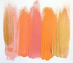 I like this color Palate for a girls nursery