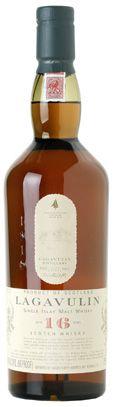 Lagavulin Scotch 16 Year
