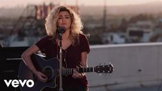 Tori Kelly - First Heartbreak (Top Of TheTower) #MusicVideos