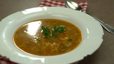 """This is """"Babiččina kmínová polévka"""" by Toprecepty on Vimeo, the home for high quality videos and the people who love them. Ethnic Recipes, Food, Eten, Meals, Diet"""