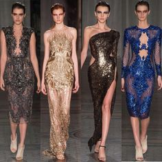 Amazing Julien Macdonald LFW