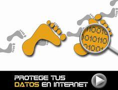 Video de la Agencia Española de Protección de datos que nos muestra como proteger nuestra información personal en #Internet