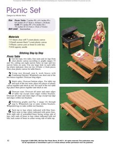 Fashion Doll Furniture Pg. 13