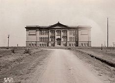 Sweetwater High School 1910 - Sweetwater, Texas