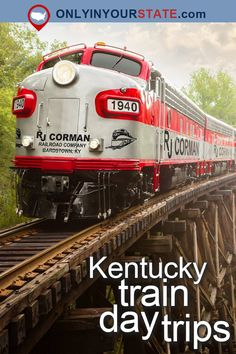 Travel | Kentucky | Attractions | Day Trips | Things To Do | Destinations | Train Rides | Places To Visit | Vacations | Hidden Gems | Nostalgia | Dinner Train | Scenic Railway | Railroad Museum | Bluegrass | Amtrak | USA | Unique | Bucket List | Road Trips | Kentucky Trains