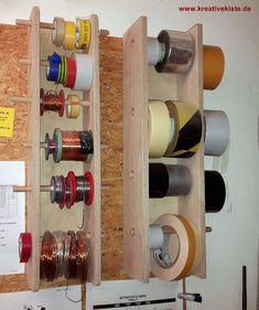 2 ordnung in der werkstatt diy projekte #WoodworkingTools