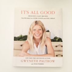 Holiday Gift Guide Part I on www.tellmepretty.com Are you looking for gift inspirations for your kids, girlfriends, mom and mother in-laws? Happy shopping!!! This is a great cook book by Gwyneth Paltrow. Love her recipes!