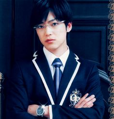 "Kyouya from ""Ouran Highschool Host Club"" Live Action"