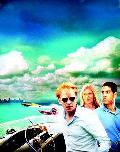 CSI: Miami photographs | Cartel promocional de 'CSI: Miami': Fotos - FormulaTV