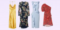 Do you have a wedding to attend this year? Here are some great dress tips for wedding guest: 11 Stunning Spring Wedding Dresses to Snap Up Before They're Gone Cute Wedding Guest Dresses, Casual Wedding, Dream Wedding Dresses, Floral Chiffon Maxi Dress, Blush Dresses, Casual Work Outfits, Plus Size Wedding, Celebrity Outfits, Spring Wedding
