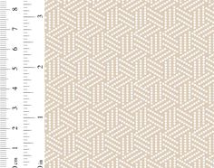 Ginger Lily Studio Sanctuary: AS0082 cw 01 Basket Weaving, Cotton Fabric, Delicate, Lily, Studio, Pattern, Collection, Design, Cotton Textile
