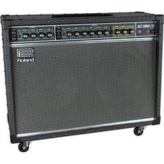 Click Image Above To Purchase: Roland Jazz Chorus Amp Easy Guitar, Guitar Tips, Recording Studio Home, School Of Rock, Music Guitar, Music Music, Pedalboard, Music Stuff, Shopping