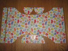 Pocket diaper tutorial