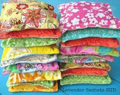 Saquitos de lavanda