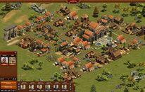 Jogo de estratégia online - Forge of Empires