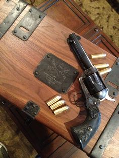 Colt SAA .45 revolver