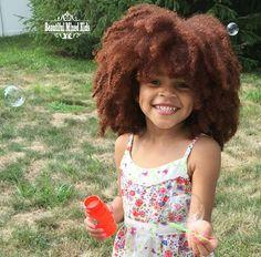 Madison aka Madi - 4 Years, African American, Puerto Rican, Dominican & Native American ❤ FOLLOW @beautifulmixedkids on instagram