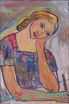 Charlotte Salomon - Life or theater