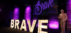Citylife Media fromCitylife ChurchinTampa, FL brings us these giant glowing letters. Bravewasthe theme throughout theirWomen's Ministries. The goal was to design and build something that made...