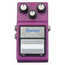 $288 IBANEZ AD9 Analog Delay