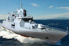 """Fregatte """"Nordrhein-Westfalen"""" für die Deutsche Marine in Hamburg getauft"""