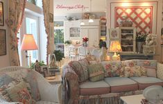 Blooming in Chintz Christmas 2015
