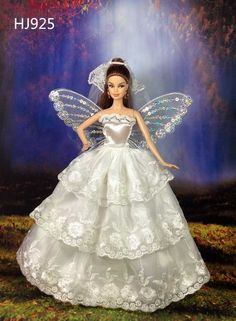 fairy bride doll
